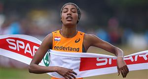 Senior Women (8.08km) : Hassan runs away with gold