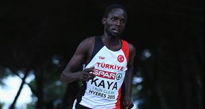 Men's Senior (10.11km) : Kaya is the king for fourth European gold of the year